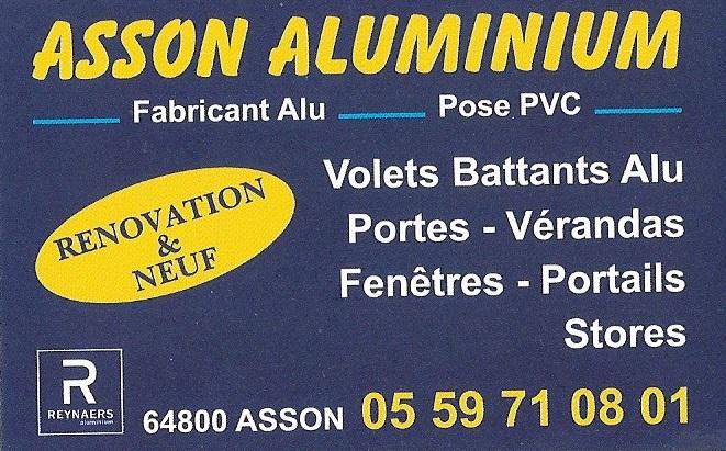 Logo Asson Aluminium 001